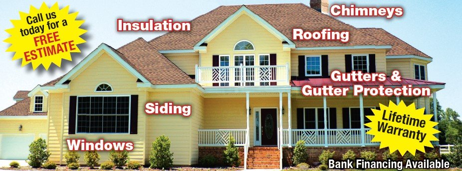 Hire Local Exterior Home Improvement Contractors in West Chester Twp, Mason, OH & the Entire Tri-City Area