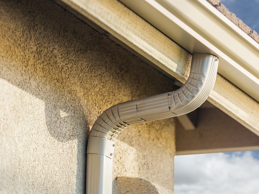 Make Sure Your Gutters Can Weather a Storm